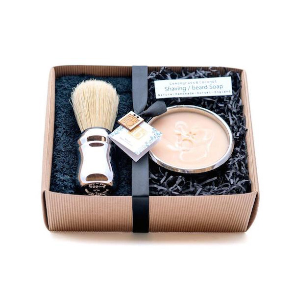 Shaving Soap Set – Gift Box