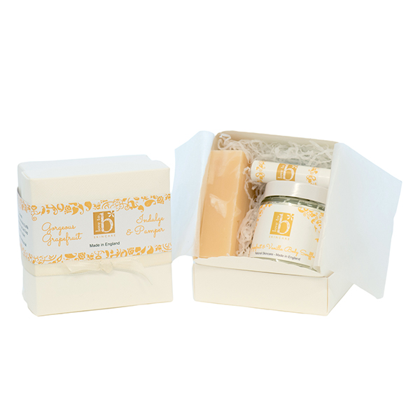 Gorgeous Grapefruit – Indulge & Pamper Gift Set
