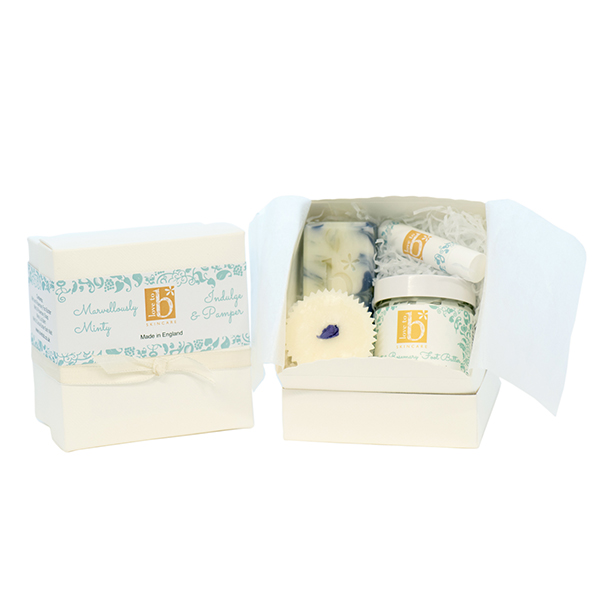 Marvellously Minty – Indulge & Pamper Gift Set